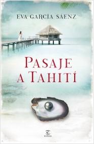 Portada Pasaje a Tahití. Eva García Sáenz. Belén Rincón Fotografía