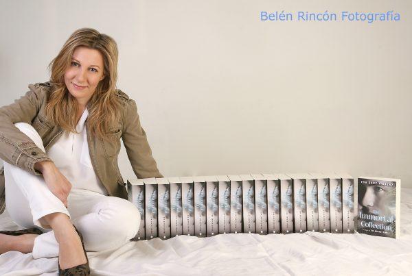 Eva García Sáenz by Belén Rincón Fotografía