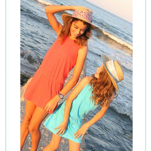 Maria y Paula. Verano 2014