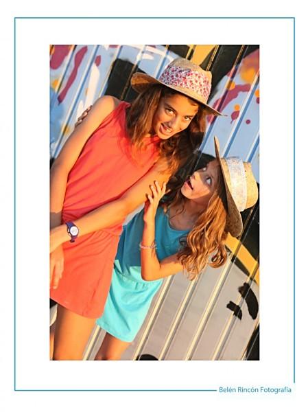 Fotografía juvenil verano