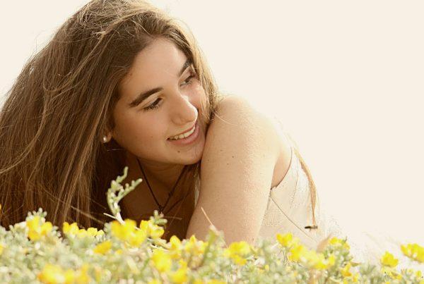 Laura, fotografía juvenil