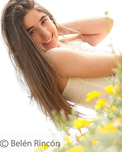 Fotografía juvenil: Laura