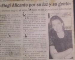 Reportaje Belén Rincón