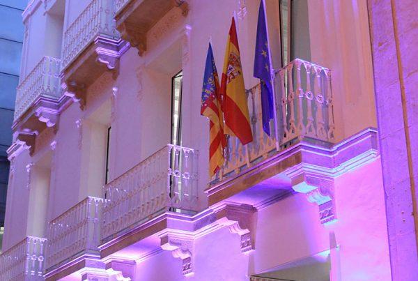 Inauguración Colegio Economistas de Alicante