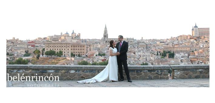 José Antonio y Conchi. Reportaje fotográfico post boda