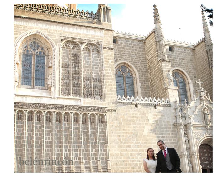 Catedral Toledo.