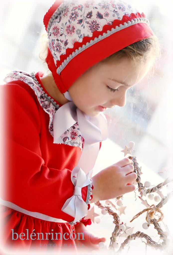 Fotografía infantil: Navidad