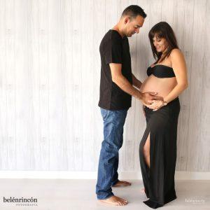 Fotografía maternidad