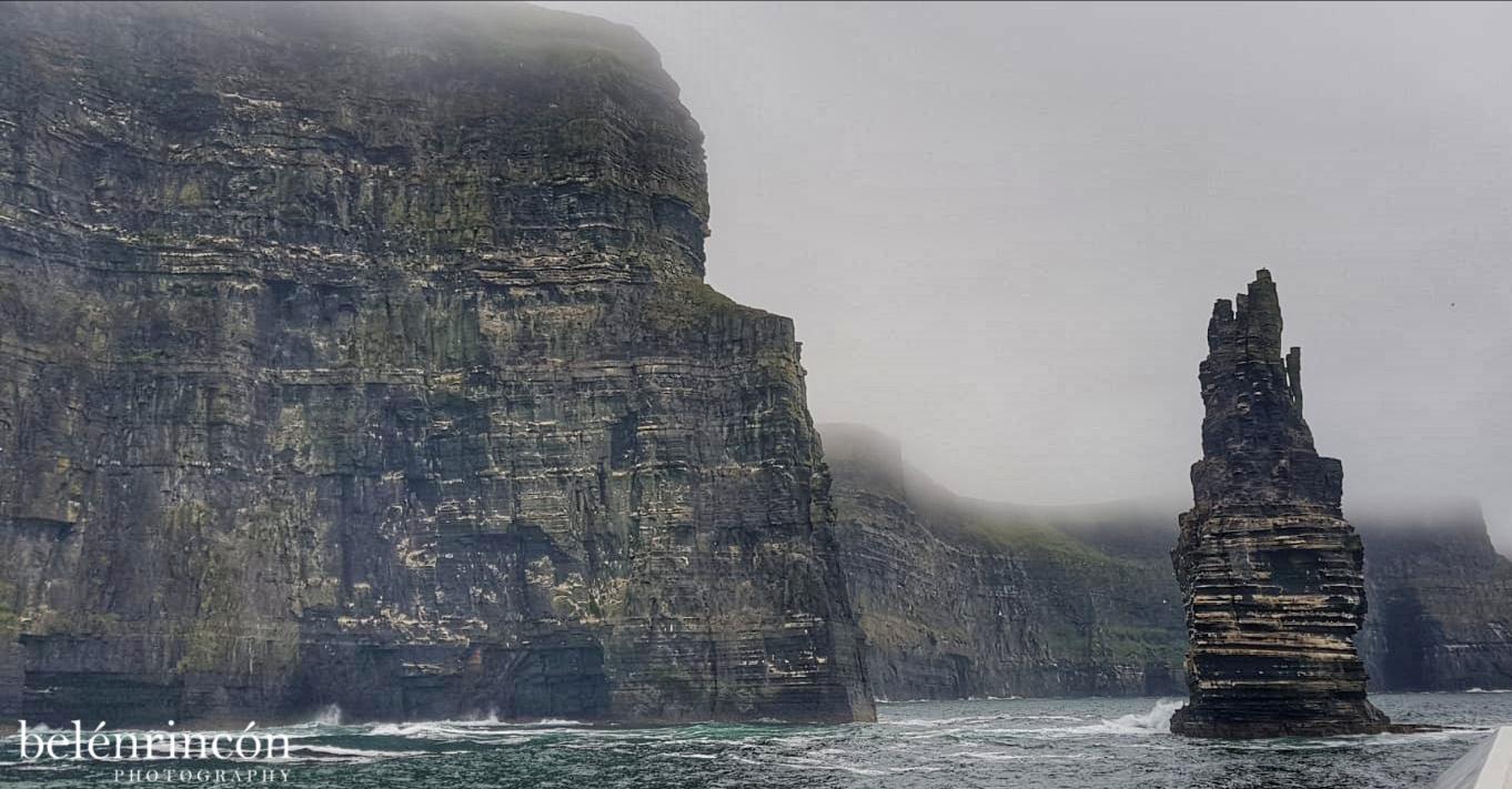 Mi galeria de viajes.  La magia del paisaje Irlandés