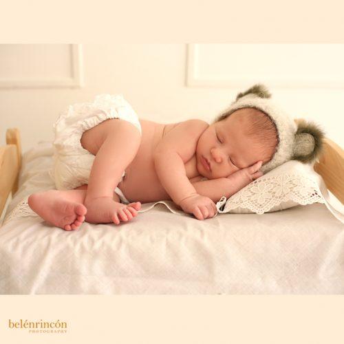 La pequeña Olivia